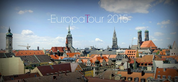 Viaje por europa